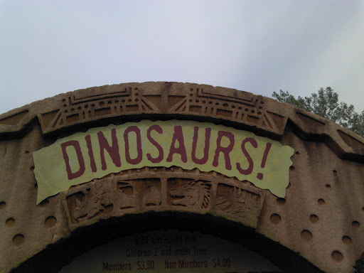 "The ""Dinosaurs"" exhibit I hope to see"