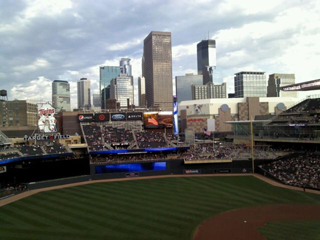 Twins game, June 11, 2013